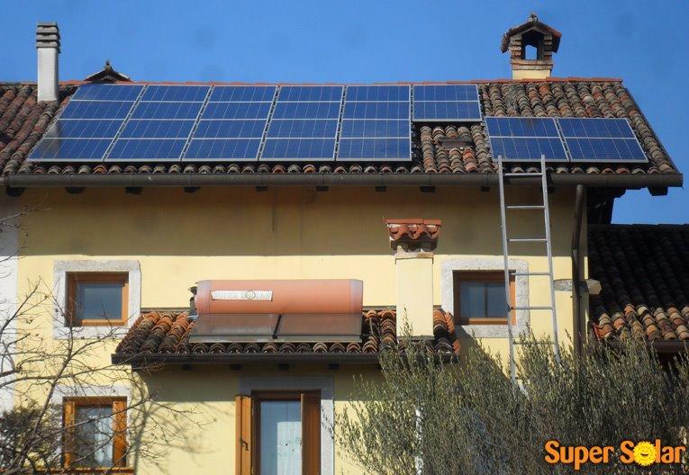 Soluzione estetica fotovoltaico 2