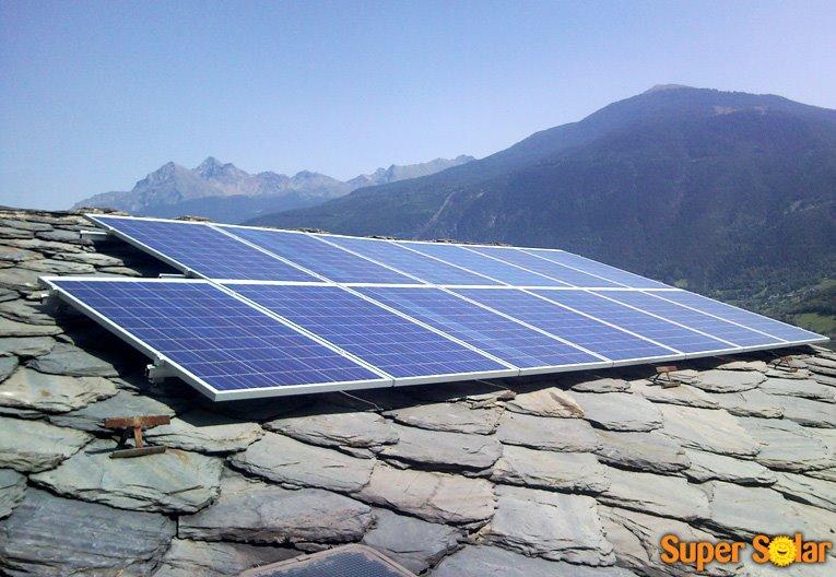 Soluzione estetica fotovoltaico 4