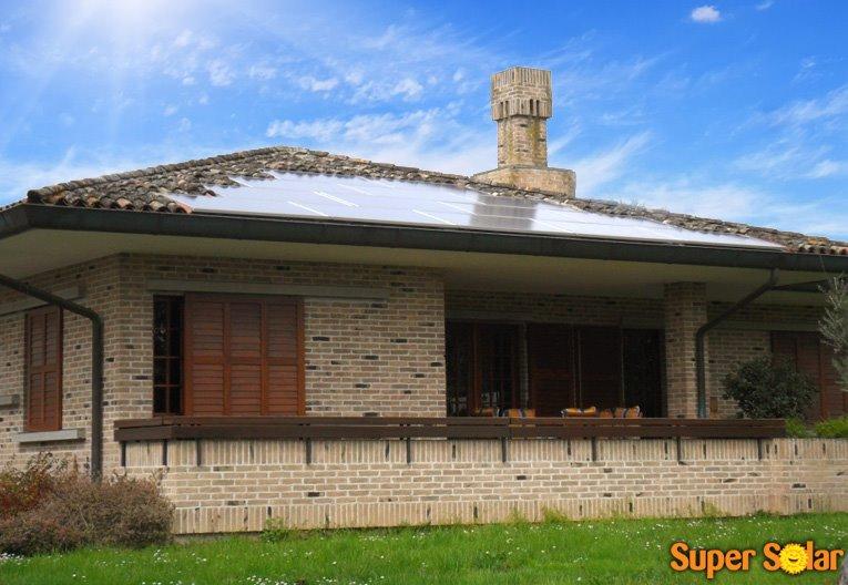 Soluzione estetica fotovoltaico 6