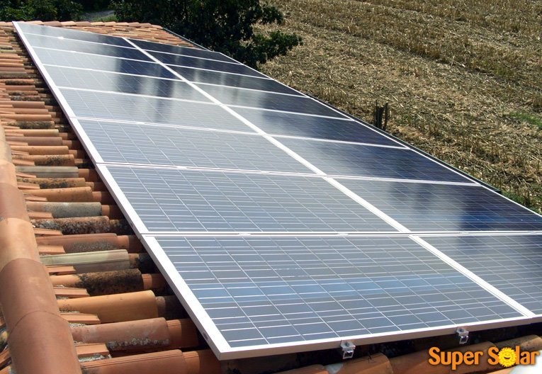 Esempi di installazione pannelli fotovoltaici – photogallery  Super Solar