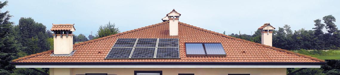 Sistema Top7: fotovoltaico + termico