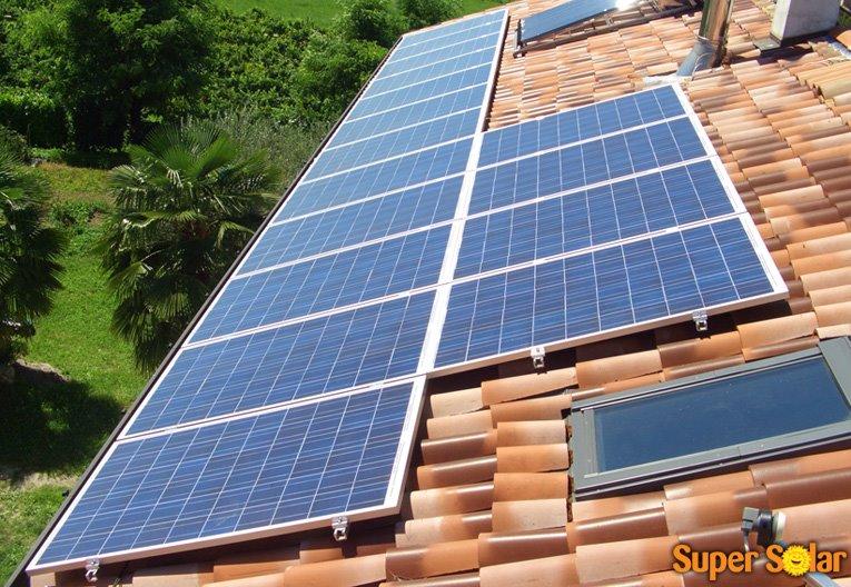 Soluzione estetica fotovoltaico 11