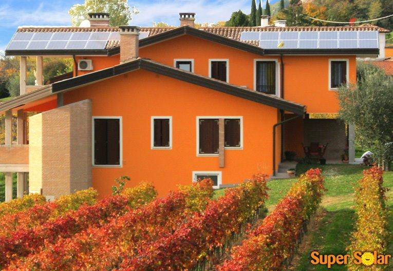 Soluzione estetica fotovoltaico 5