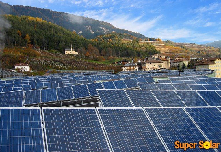 Soluzione estetica fotovoltaico 7