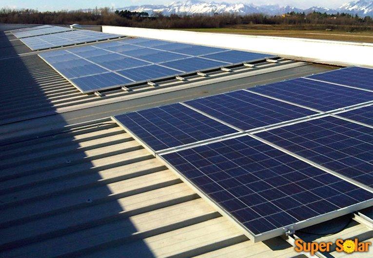 Soluzione estetica fotovoltaico 8