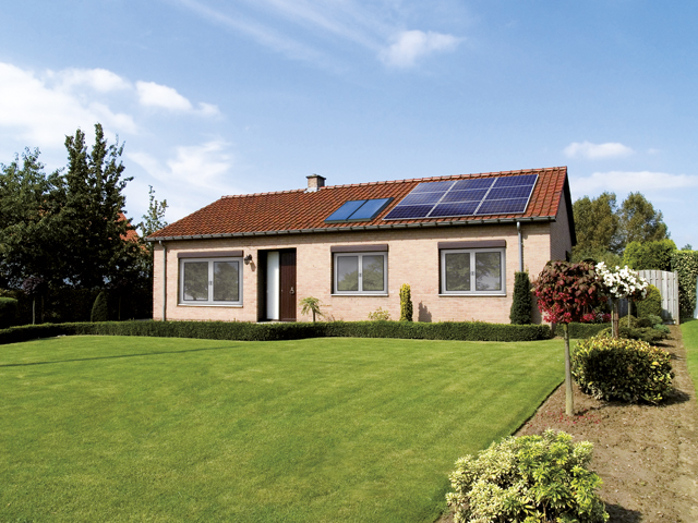 Impianti solari termico e fotovoltaico