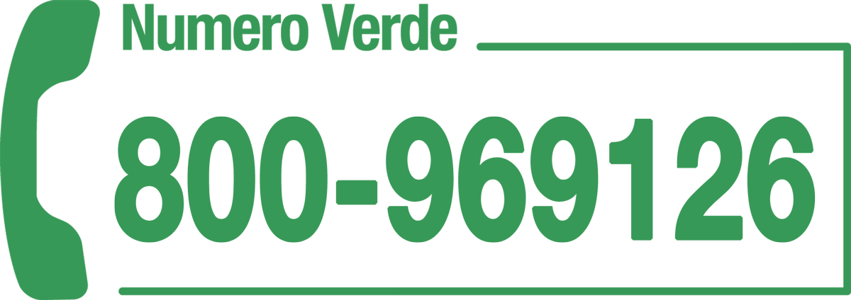 numero verde commerciale
