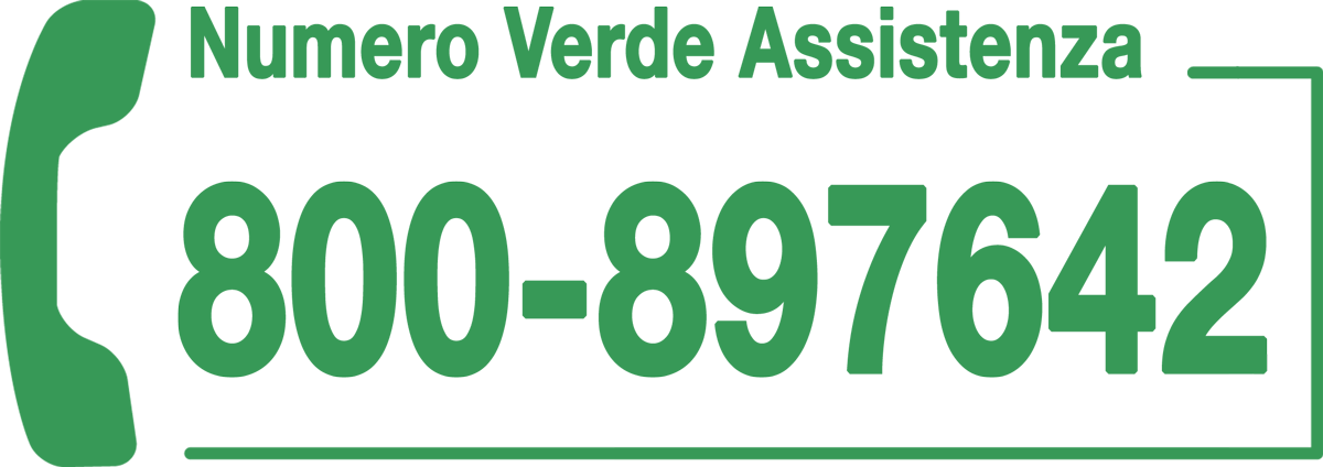 numero verde assistenza